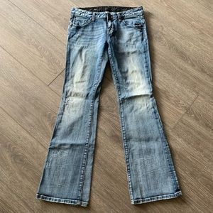 ReRock for Express jeans boot cut size 8R